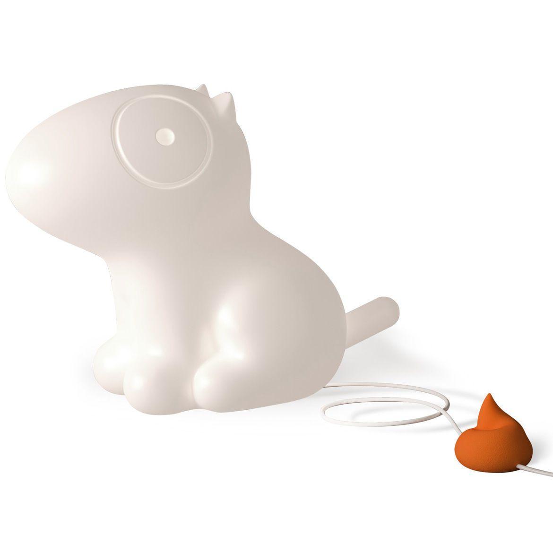 D Dog Lamp