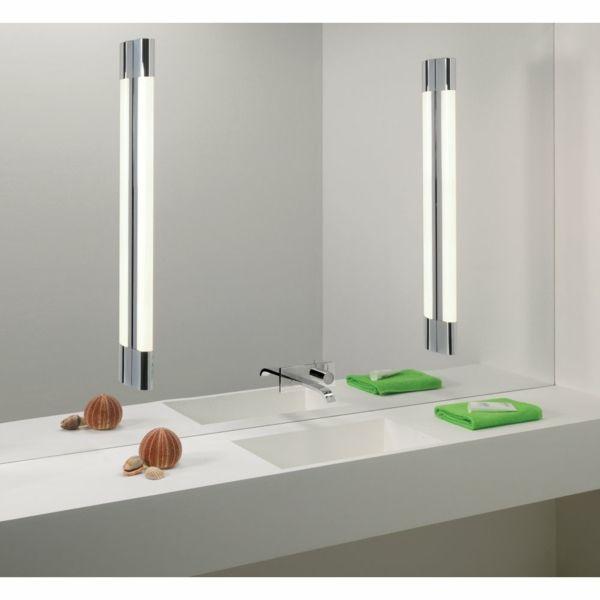 Günstige Badezimmerlampen aussuchen - Effektvolle Beleuchtung im Bad