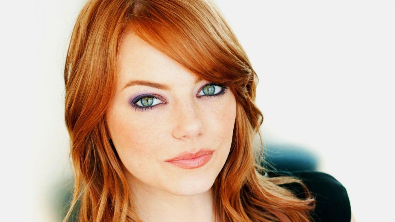 Actress, Singer, Red hair HD Wallpaper   Redheads ...