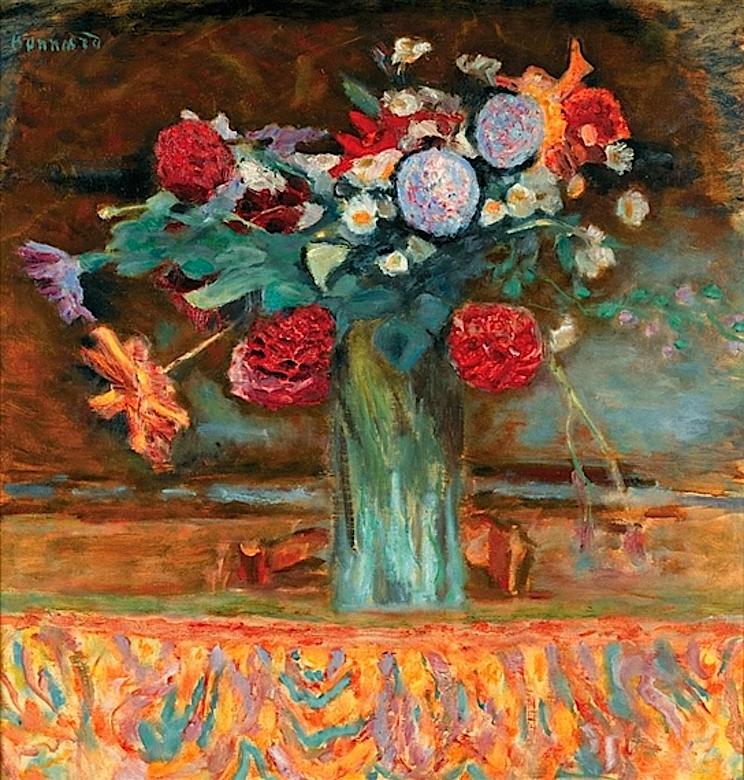 Bouquet D'automne By Pierre Bonnard | Pierre bonnard, Bonnard, Art de la peinture