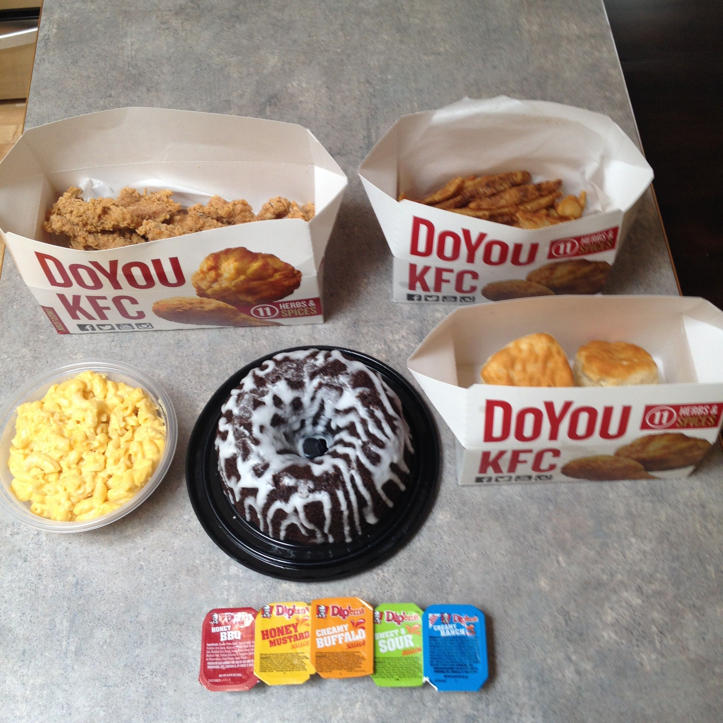 supercharge your family dinner with the kfc game night bucket