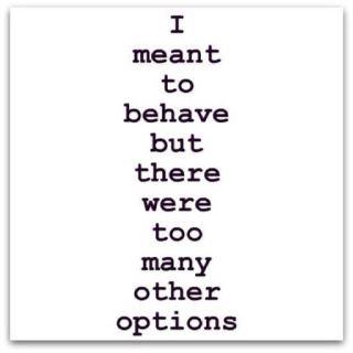 Always seems to be my problem...
