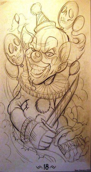 Tony Ciavarro - 101 half Sleeves   ideas   Pinterest   Monster ...