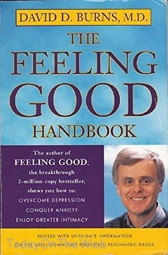 Details about The Feeling Good Handbook by David D  M D