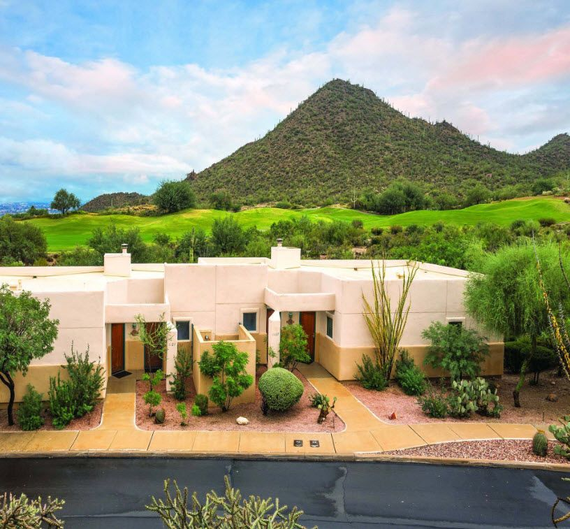 Tucked Away In The Spectacular Desert Beauty Of Arizona Foothills Near Tucson Starr P Golf Suites Is A Southwest Vacation Jewel