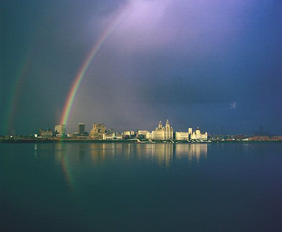 liverpool Waterfront (Rainbow City)- UNESCO World Heritage detination