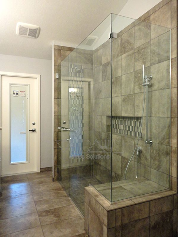 Attirant Frameless Shower Enclosures Orlando, Bathroom Shower Doors, Shower  Enclosures Orlando, Shower Doors Orlando