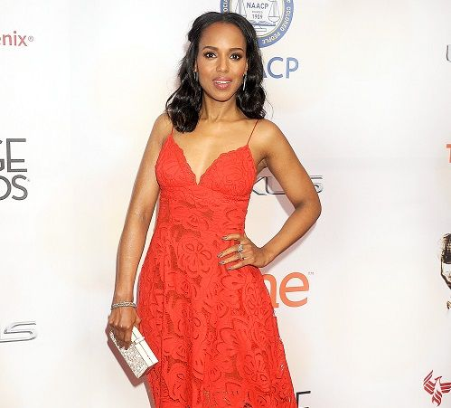 Kerry Washington Will Receive Vanguard Award at GLAAD Media Awards for Support of Equality - Celebrities Do Good | Celebrities Do Good