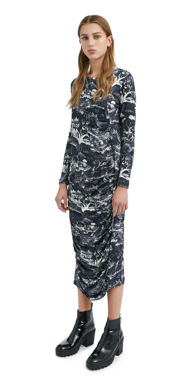 fc2c7c762 Vestido largo Fantastic Forest negro | Products I Love | Dresses ...