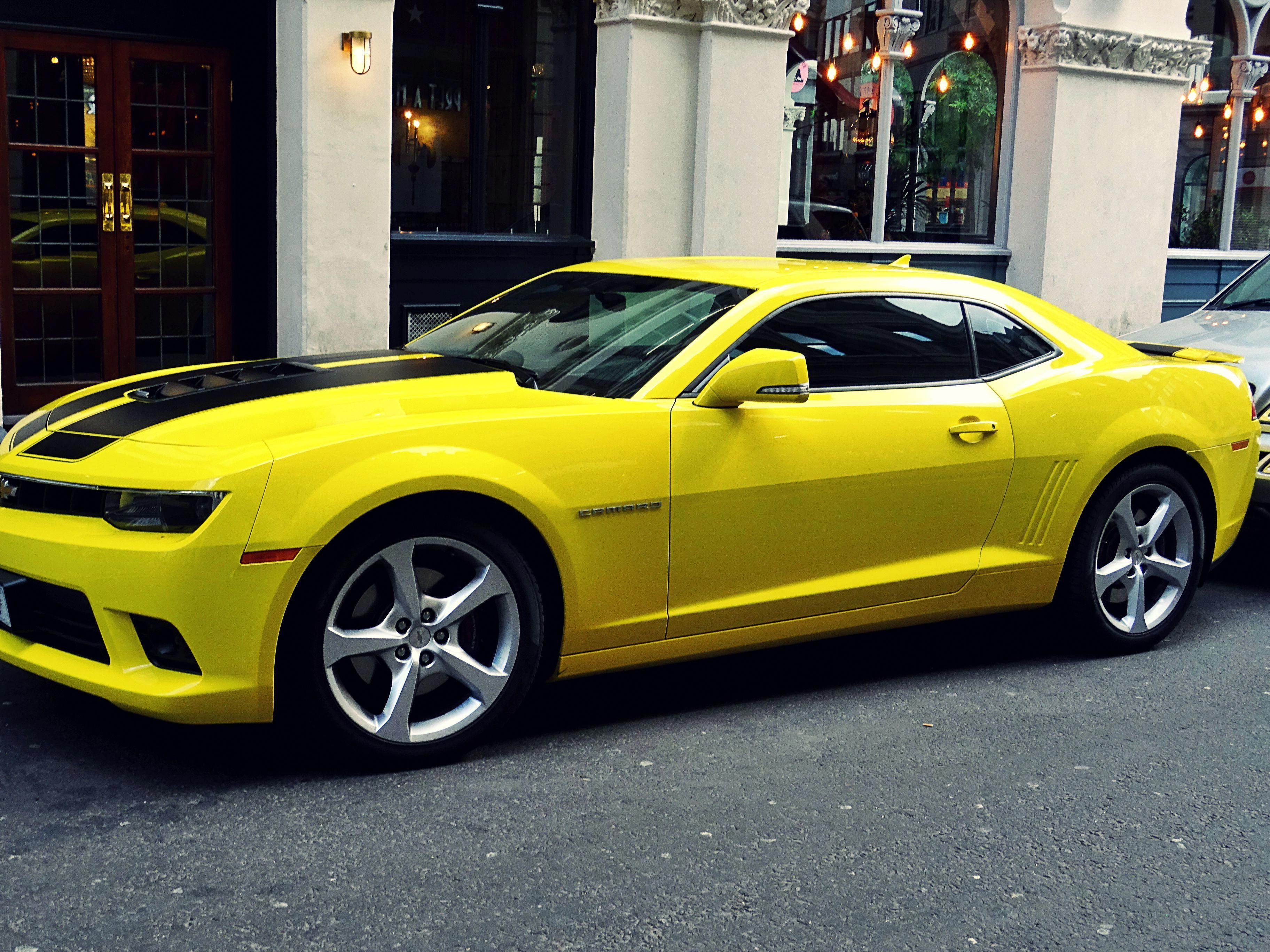 Muscle Cars Forever Camaro Auto Carros