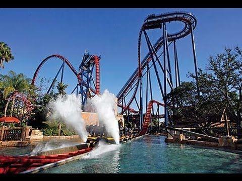 Busch Gardens Tampa Bay Tampa Florida