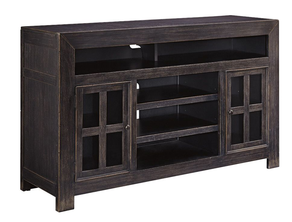 Galveston Media Console Large Tv Stands Furniture Tv Stand