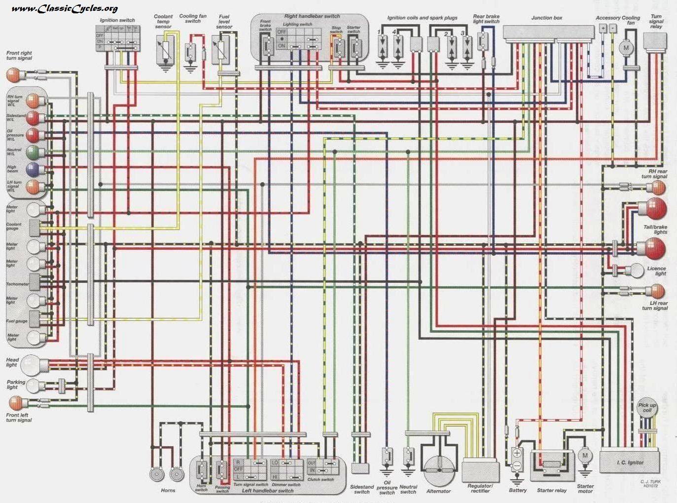 Wiring Diagram Kawasaki Ninja 250 Fi Circuit Diagram Images Kawasaki Ninja Kawasaki Diagram