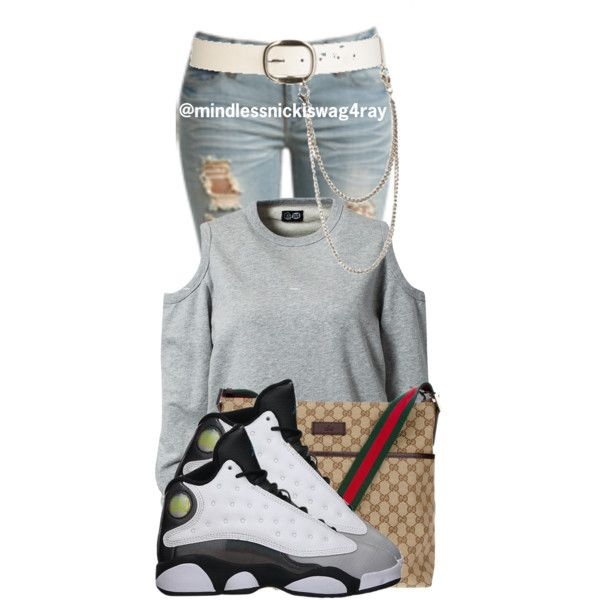 Murder She Wrote. by mindlessnickiswag4ray on Polyvore featuring Cheap Monday, Wet Seal and Gucci