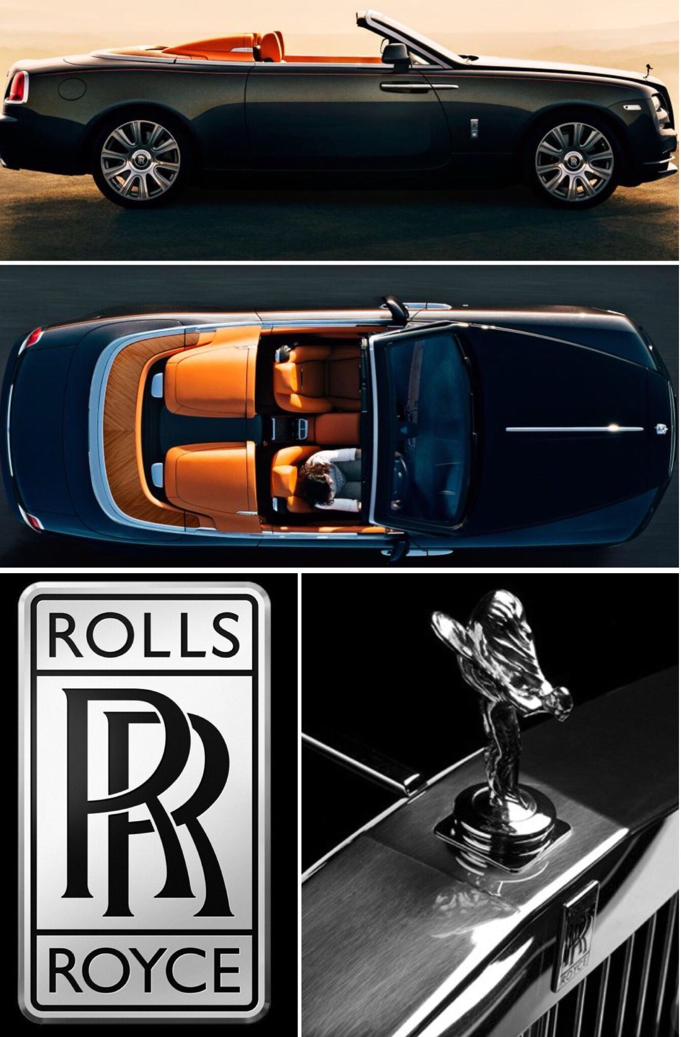 Rolls Royce Dawn with tonneau cover e idea reminds me of the