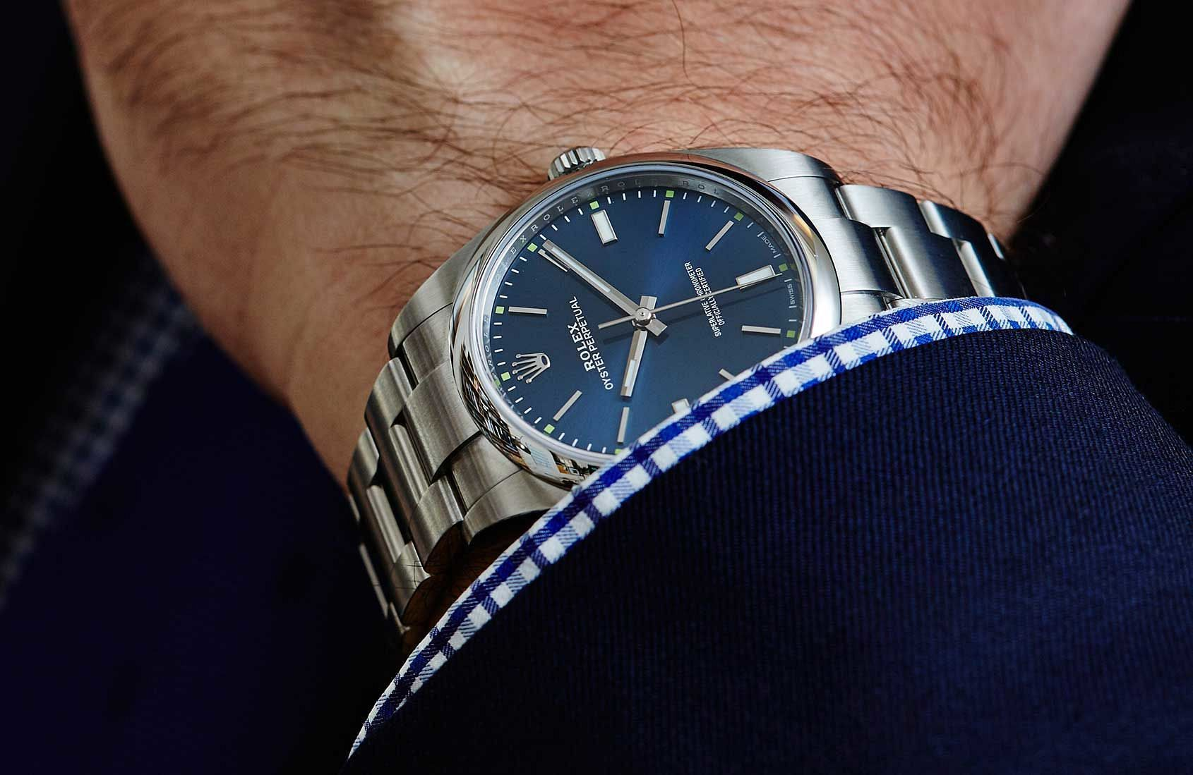 Rolex Oyster Perpetual 39 The Only Watch You\u0027ll Ever Need
