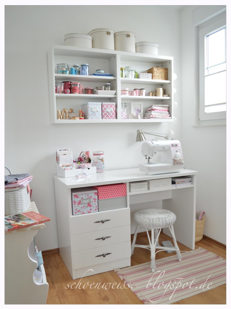 schoenweiss | Рабочая зона, место | Pinterest | Sewing rooms, Room ...