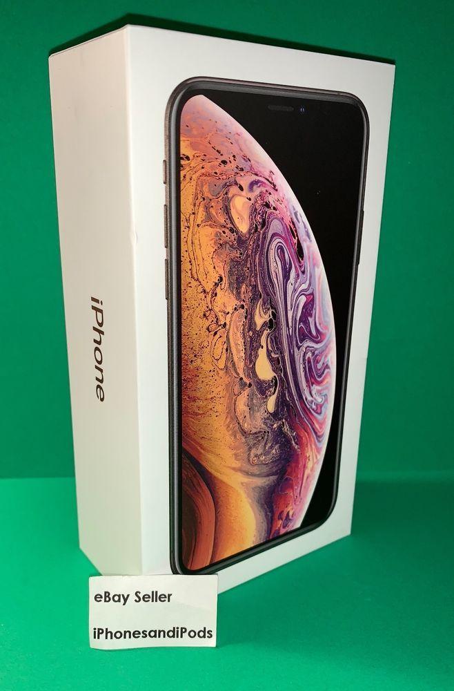 NEW Apple iPhone XS 64GB Space Gray Black TMobile