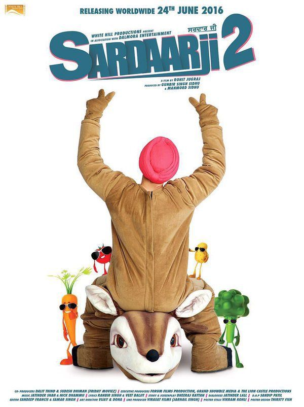 "Sardar Ji 2 Movie Download Sardaar Ji 2 Movie (The Return Of Sardaarji) is a 2016 upcoming and most fantasy Punjabi film starring Diljit Dosanjh, Sonam Bajwa and Monica Gill in lead roles. Sardar Ji 2 movie is made under the production of White Hill Productions. This movie is  directed by ""Rohit Jugraj"". Here you can Sardar Ji …"