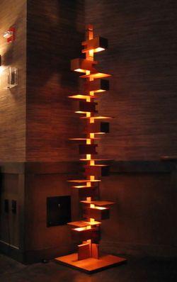 Limn modern furniture & design: Floor Lamps - Yamagiwa - Frank Lloyd Wright - Taliesin 2