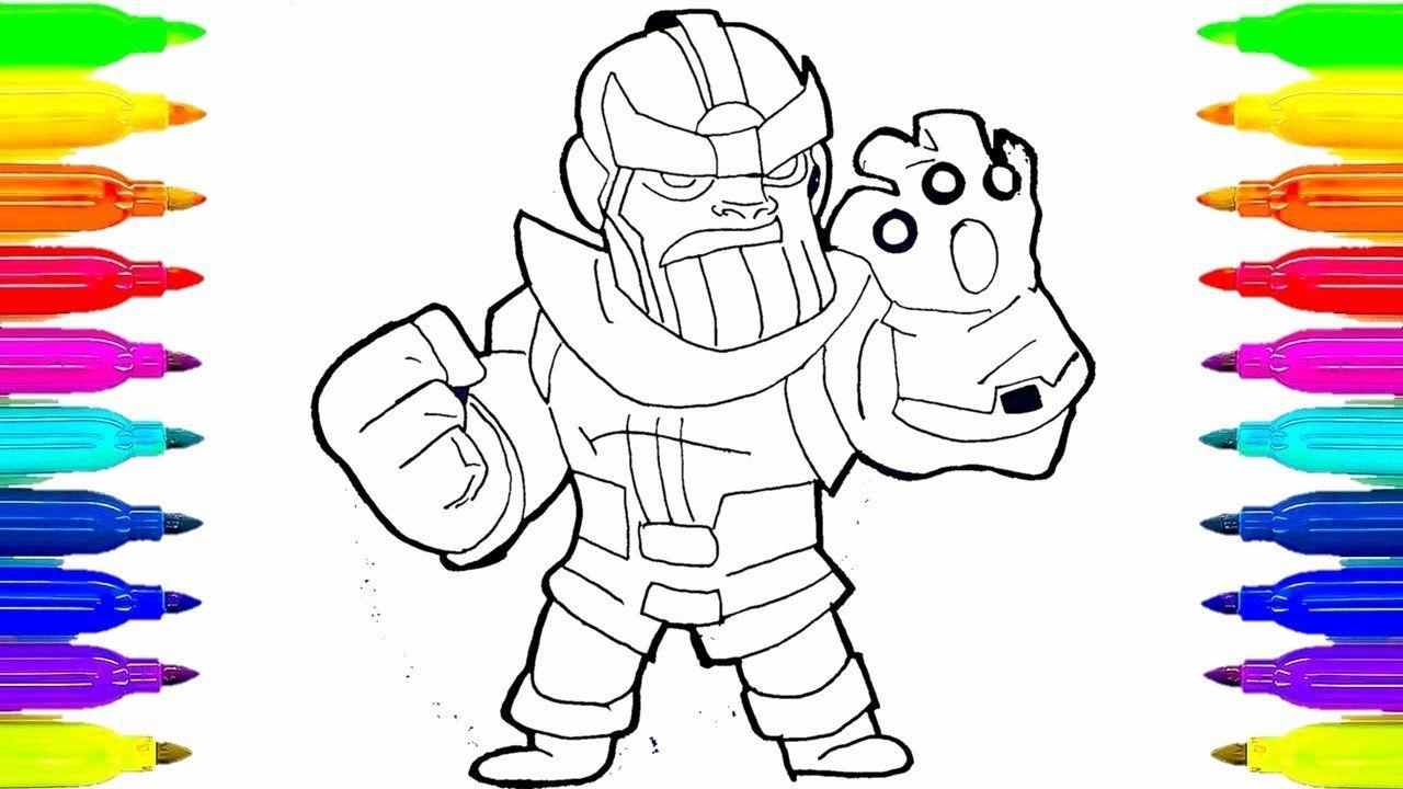 Infinity Gauntlet Coloring Page Unique Marvel Infinity War ...