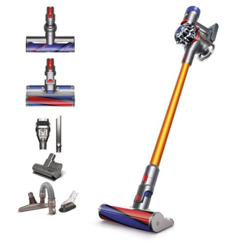 dyson v8 absolute cordless upright stick vacuum cleaner the very latest model vacuums. Black Bedroom Furniture Sets. Home Design Ideas