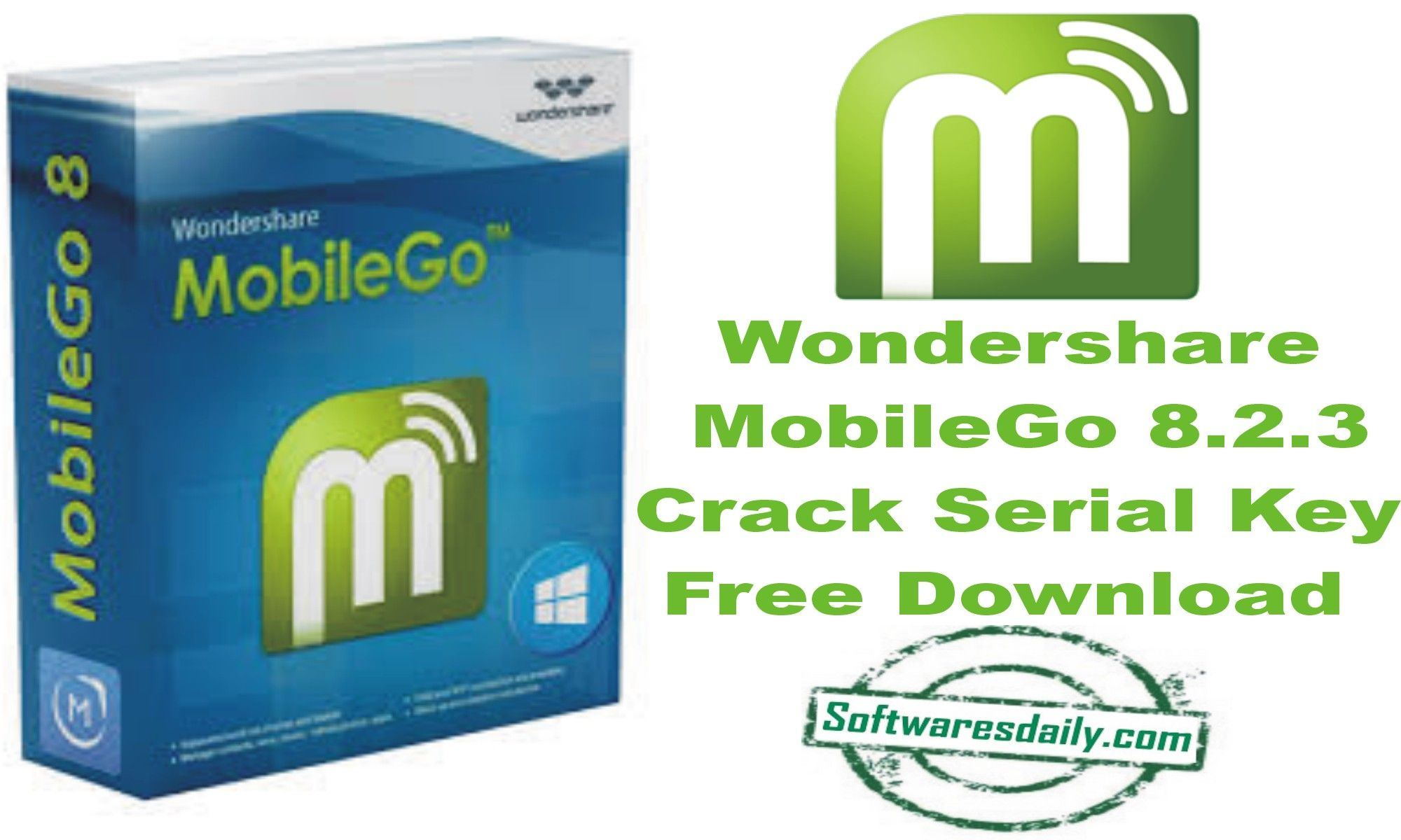 crack for wondershare mobilego