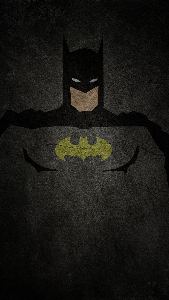 Batman Minimalist By Graphics At Pt D6kygwi Jpg 670 1191 Batman Batman Comics Batman Wallpaper
