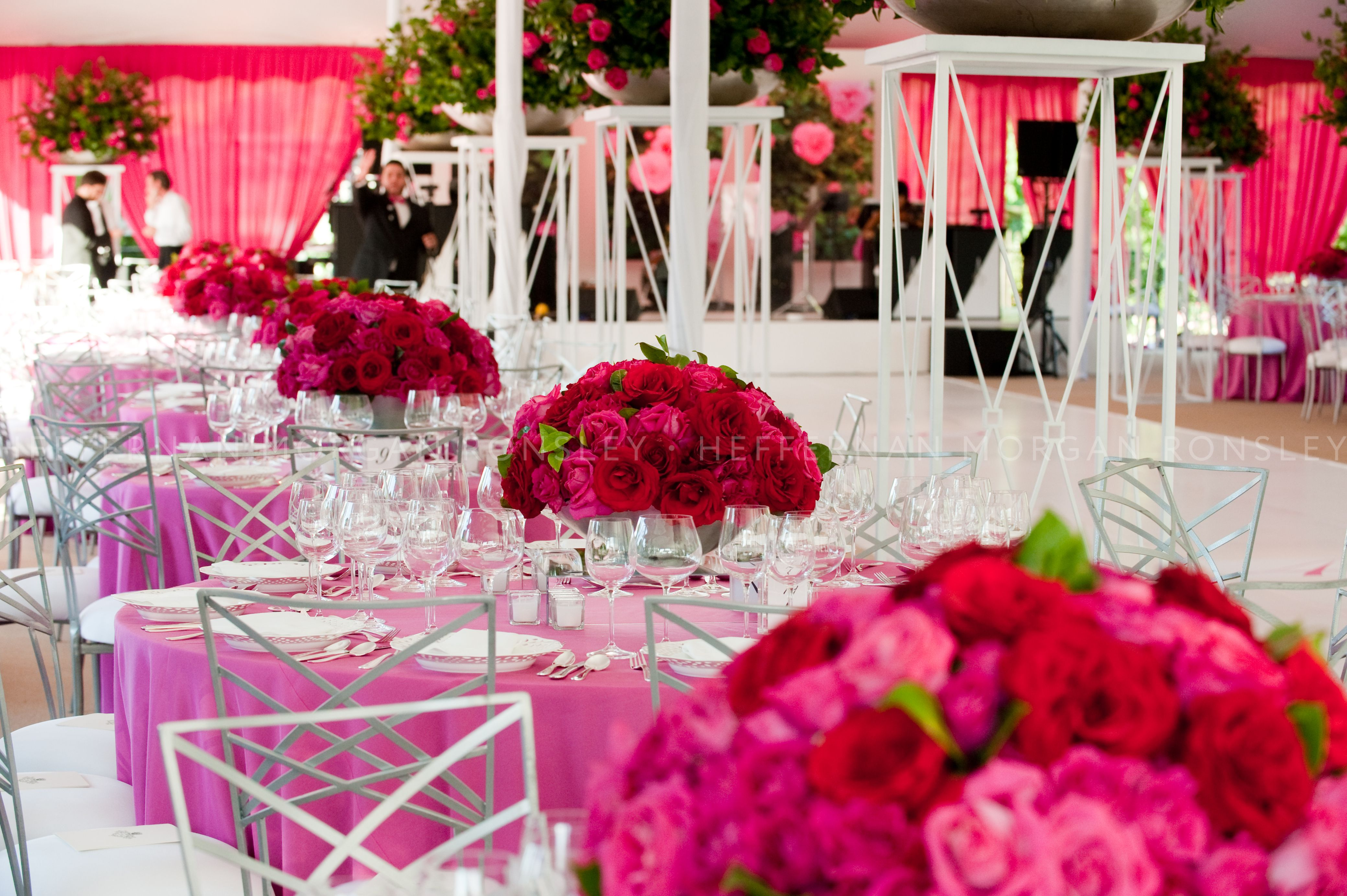 Nigerian wedding decoration images  Floral and Event Design  Chicago wedding Strictly weddings and