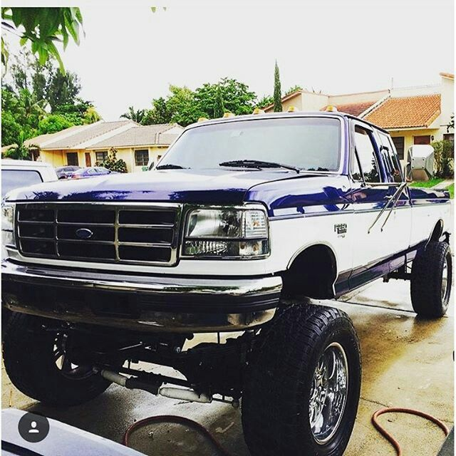 purple obs ford trucks big trucks trucks purple obs ford trucks big trucks