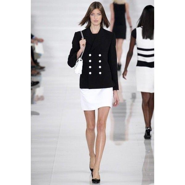 New York Fashion Week Ralph Lauren ss 2014