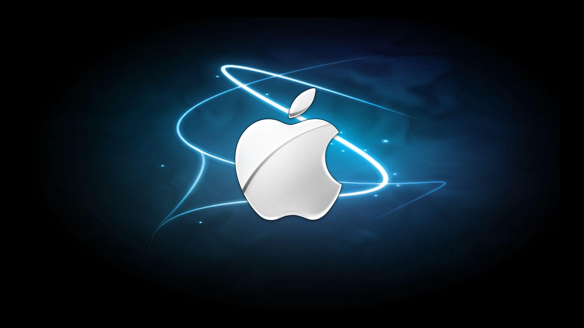 Apple Logo Gold HD desktop wallpaper High Definition