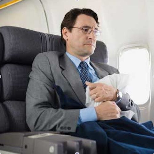 Travelling With Panic Disorder: Fear Of Flying Http://www