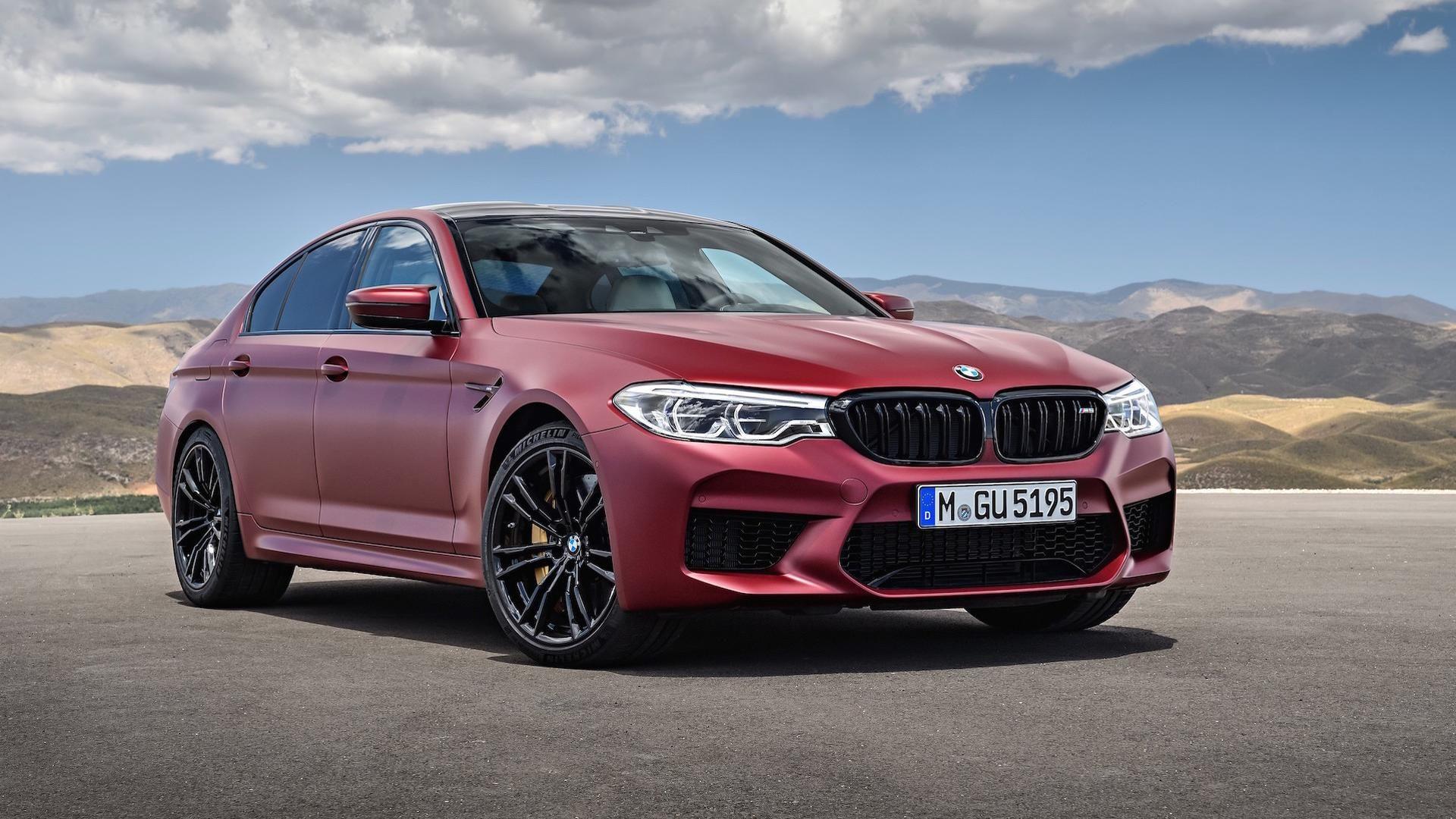 Επίσημο Νέα BMW M5