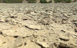 O gigantesco lago africano que está desaparecendo