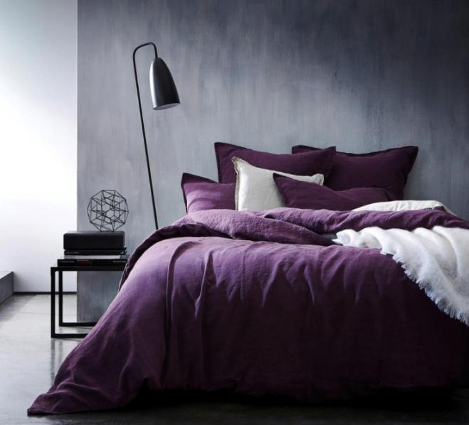 16 façons de coordonner la couleur Ultra-Violet chez soi ...