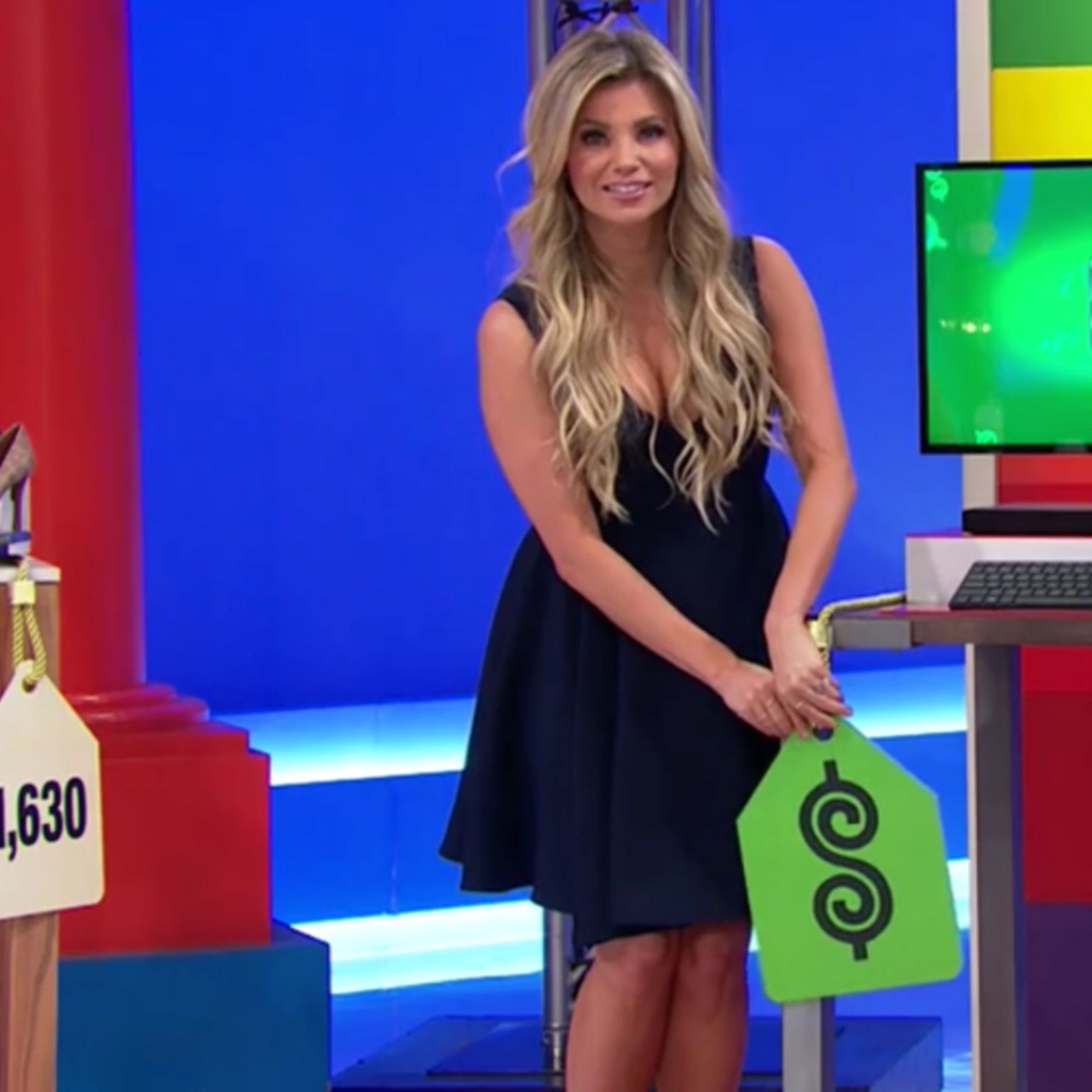 Amber Lancaster From The Price Is Right amber lancaster - the price is right (3/28/2019) ♥️ in