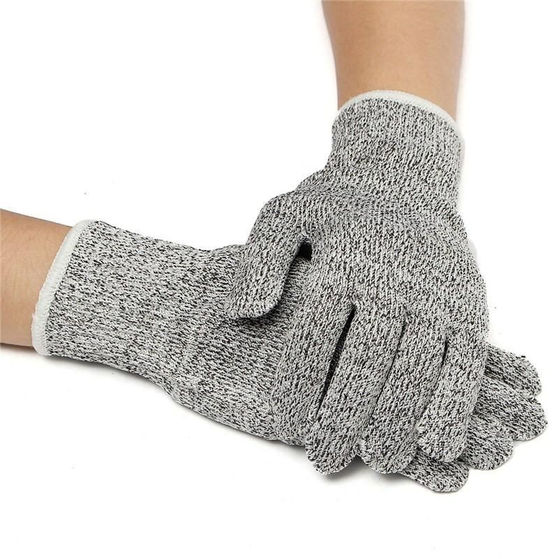 The Ultimate Resistant Steel Mesh Gloves