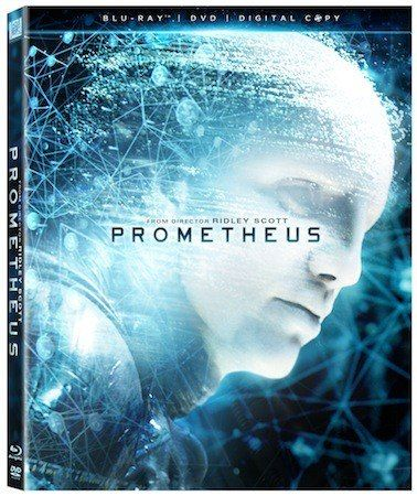 Prometheus Blu Ray Poster De Peliculas Peliculas En Castellano Carteles De Cine
