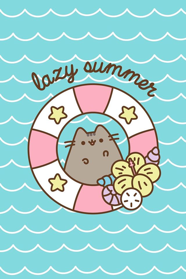 pusheen wallpaper pusheen pinterest wallpaper cute wallpapers