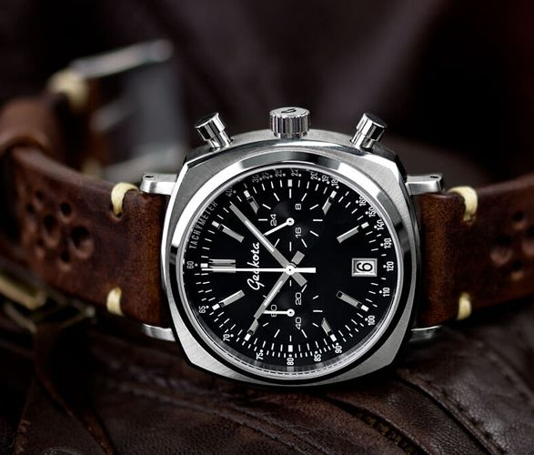 Geckota c1 racing chronograph watches pinterest affordable watches seiko and chronograph for Geckota watches