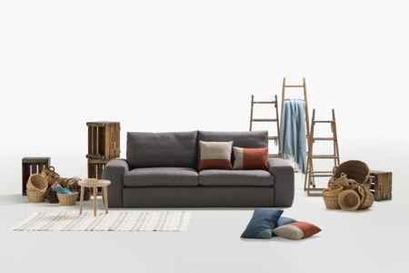 Ideas para renovar la sala de estar: 9 sofás para otros tantos ...