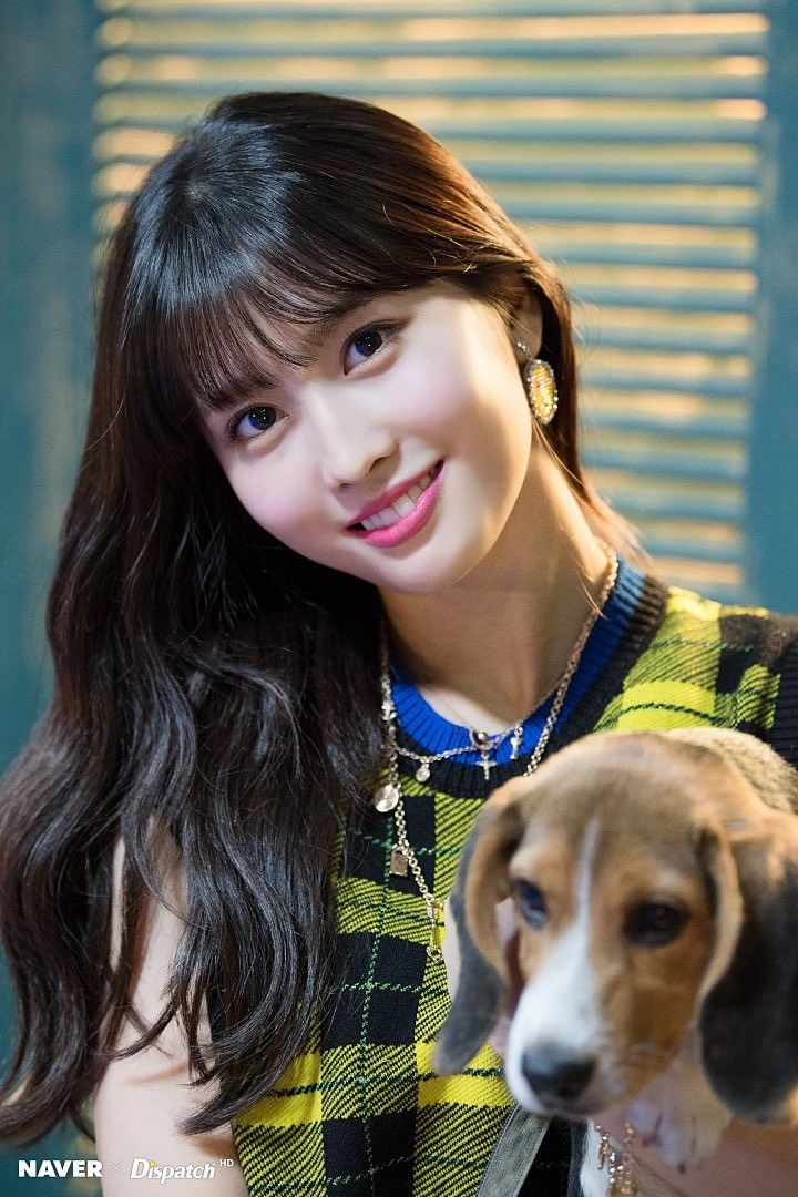 Twice Yes Or Yes Twicemedia: Twice-Momo #Yes_or_Yes #Music_video_filming #NAVER