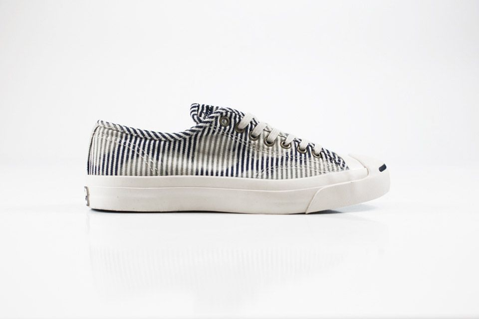 b33741adbf3d80 Converse Jack Purcell Salt Wash Stripe Collection