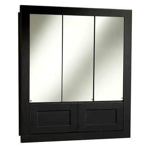 Pace Murano Series 30 Tri View Medicine Cabinet