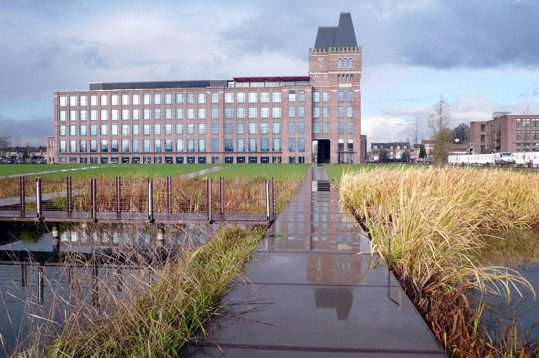 Haute Deûle River Banks - New Sustainable District. By Bruel-Delmar. « Landscape Architecture Works | Landezine