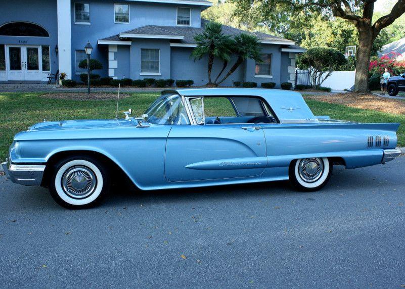 1960 Ford Thunderbird | MJC Classic Cars | Pristine Classic Cars For Sale – Loca…