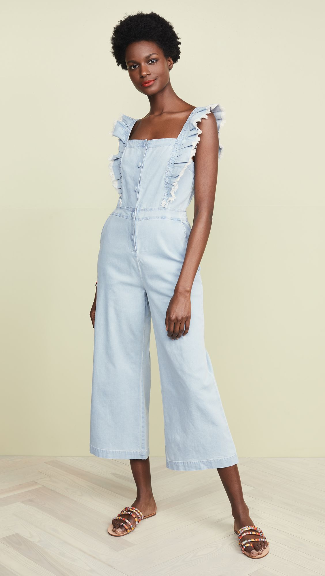 3d004be3f Jack By Bb Dakota Yes Way Chambray Jumpsuit | Sexy Rompers and ...