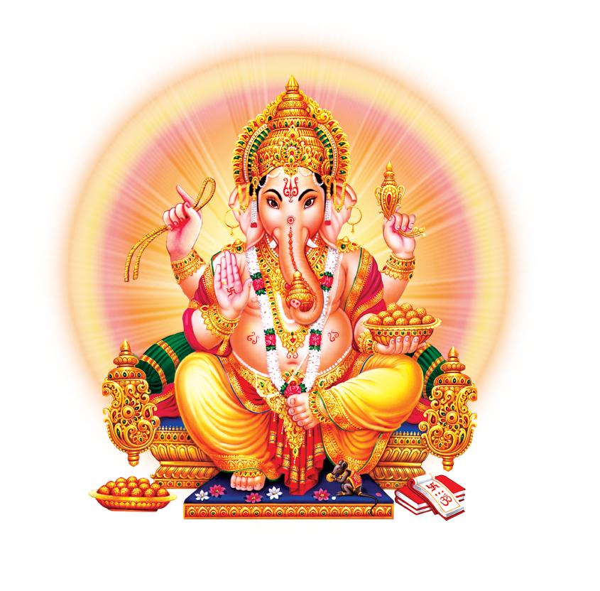 Lord Ganesha Hd Picture Png 845 832 Lord Ganesha Ganesha Ganesh