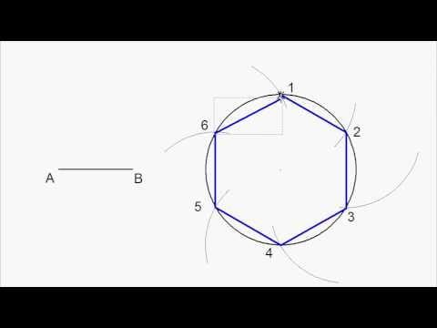 Curso De Dibujo Técnico Hexágono Conocido El Lado Youtube Curso De Dibujo Tecnico Técnicas De Dibujo Cursillo